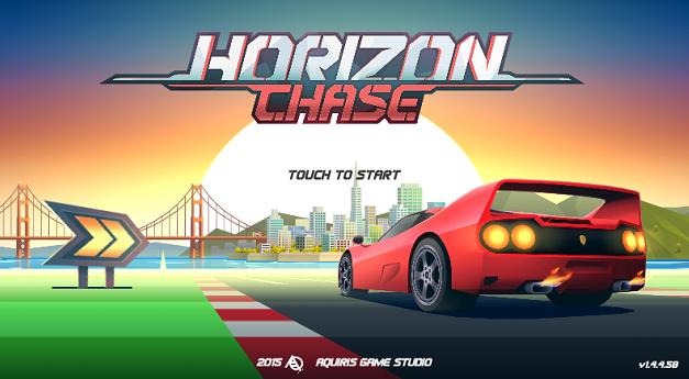 Game Balap Horizon Chase
