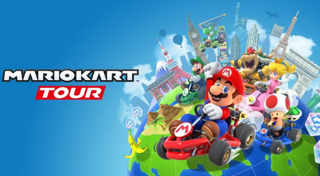 Game Balap Mario Kart Tour