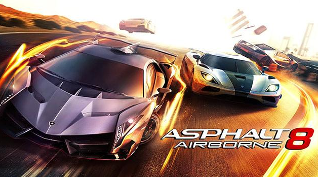Game Balap Mobil Asphalt 8: Airborne