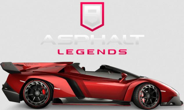 Game Balap Mobil Asphalt 9: Legends