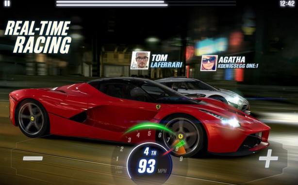 Game Balap Mobil CSR Racing 2