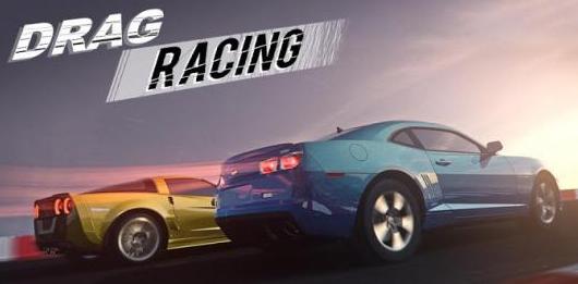 Game Balap Mobil Drag Racing