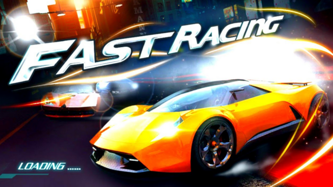 Game Balap Mobil Fast Racing 3D