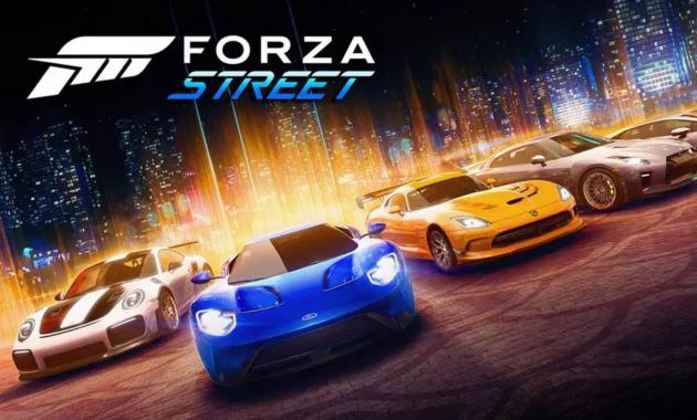 Game Balap Mobil Forza Street