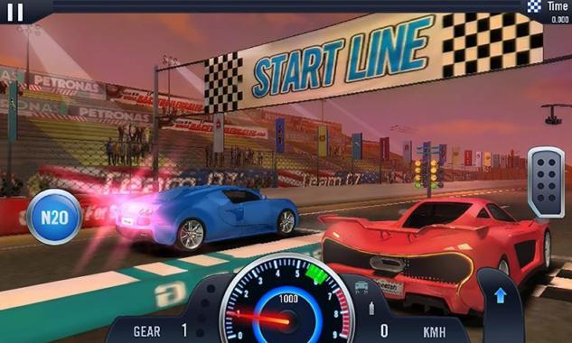Game Balap Mobil Furious Car Racing