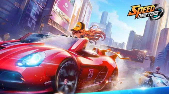 Game Balap Mobil Garena Speed Drifters