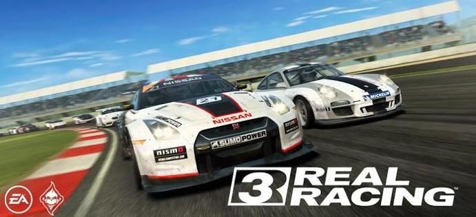 Game Balap Mobil Real Racing 3