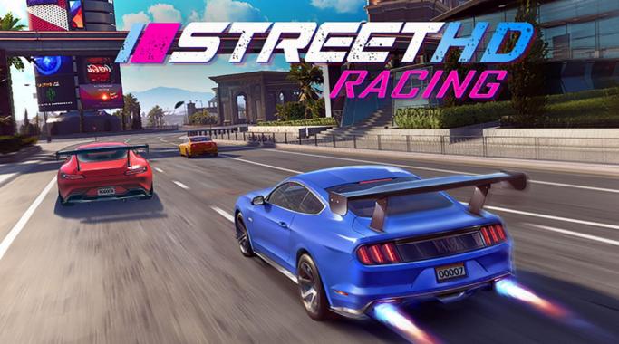 Game Balap Mobil Street Racing 3D