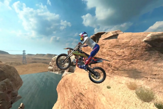 Game Balap Motor Bike Racing 3D
