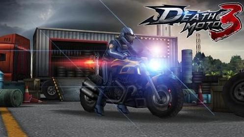 Game Balap Motor Death Moto 3