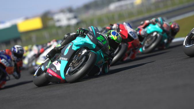 Game Balap Motor MotoGP Racing '18