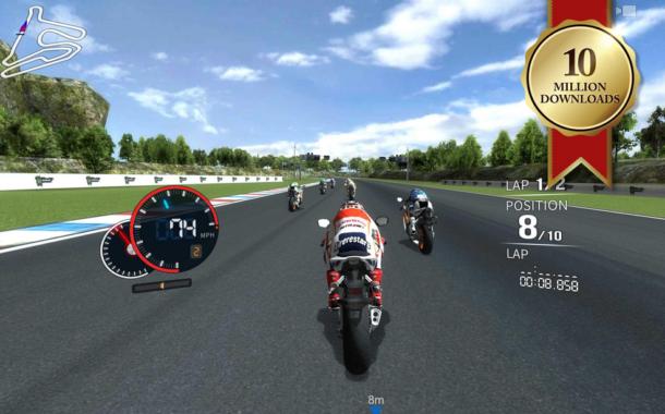 Game Balap Motor Real Moto