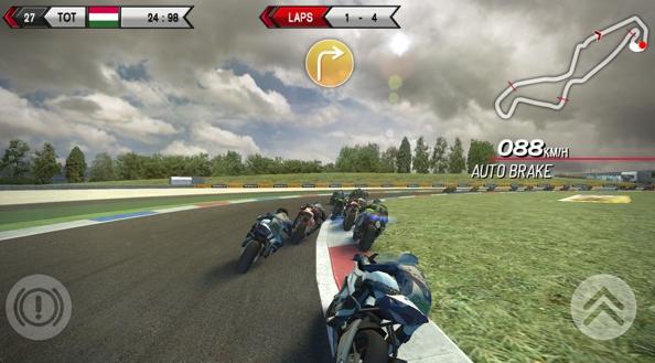 Game Balap Motor SBK14 Official Mobile Game