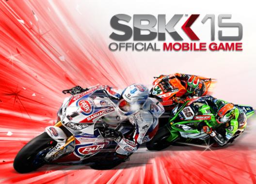 Game Balap Motor SBK15 Official Mobile Game