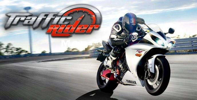 Game Balap Motor Traffic Rider