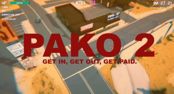 Game Balap PAKO 2