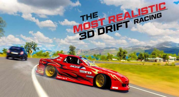 Game Balap Real Drift Car Racing