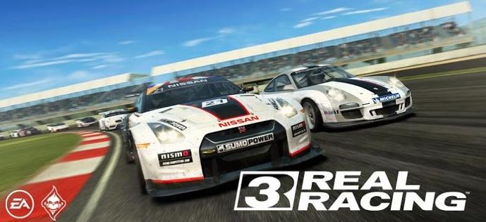 Game Balap Real Racing 3