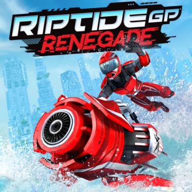 Game Balap Riptide GP Renegade