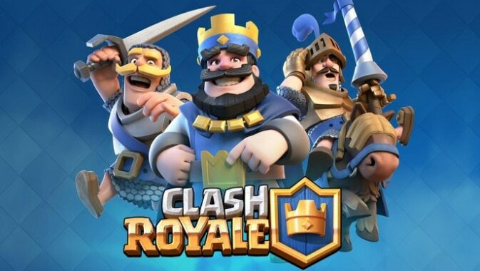 Game Clash Royale