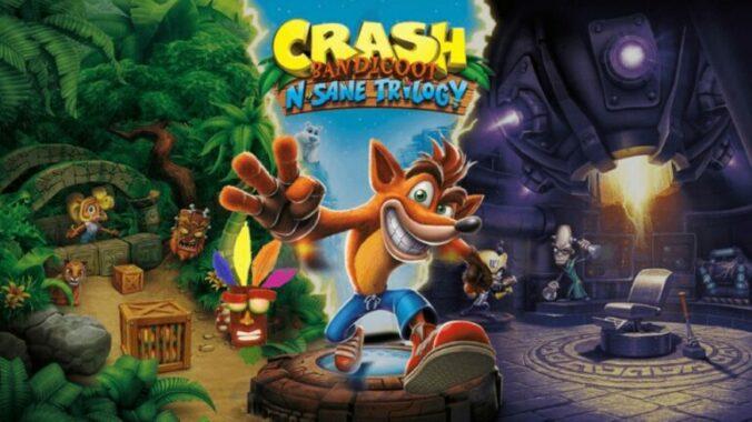 Game Crash Bandicoot