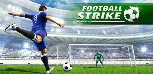 Game Football Strike