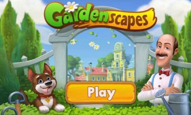 Game Gardenscapes