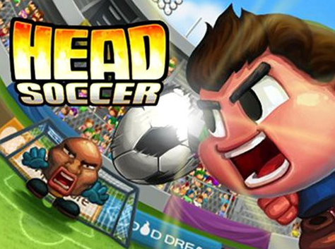 Game Head Soccer