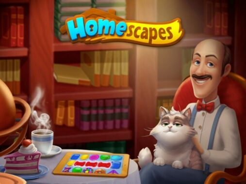 Game Homescapes