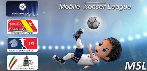 Game Mobile Soccer League