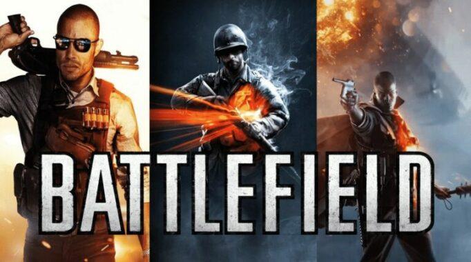Game Battlefield Series