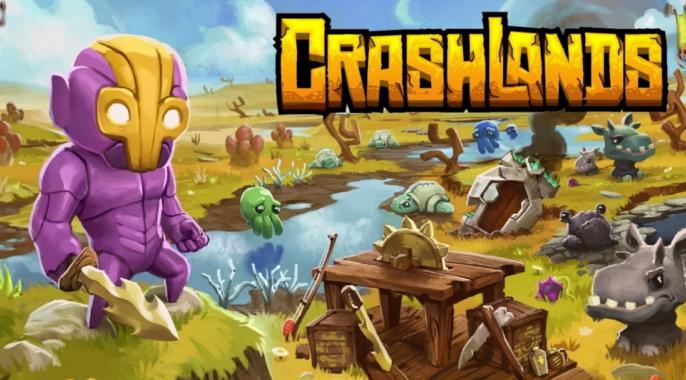 Game Petualangan Crashlands
