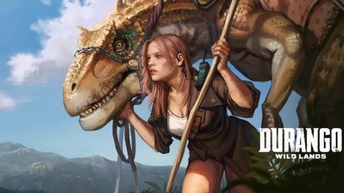 Game Petualangan Durango Wild Lands