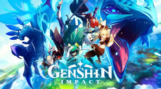 Game Petualangan Genshin Impact