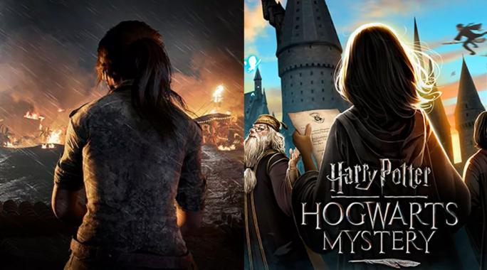 Game Petualangan Harry Potter: Hogwarts Mystery
