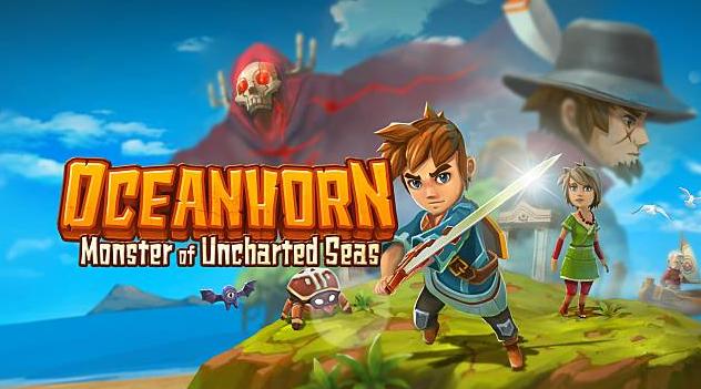 Game Petualangan Oceanhorn