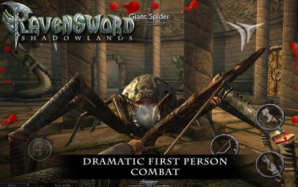 Game Petualangan Ravensword Shadowlands 3D RPG
