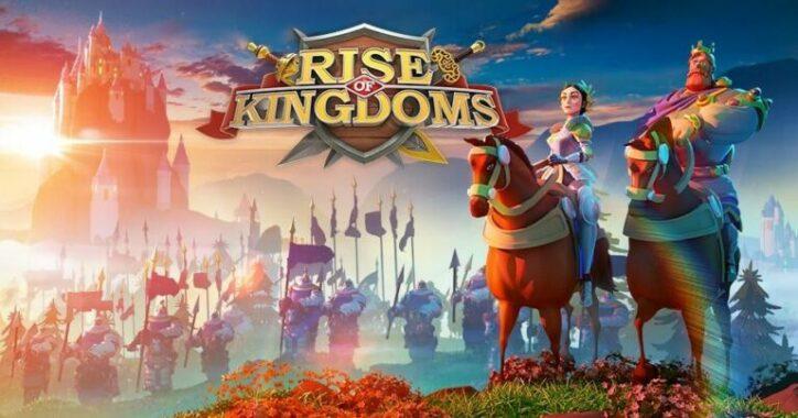 Game Rise of Kingdoms