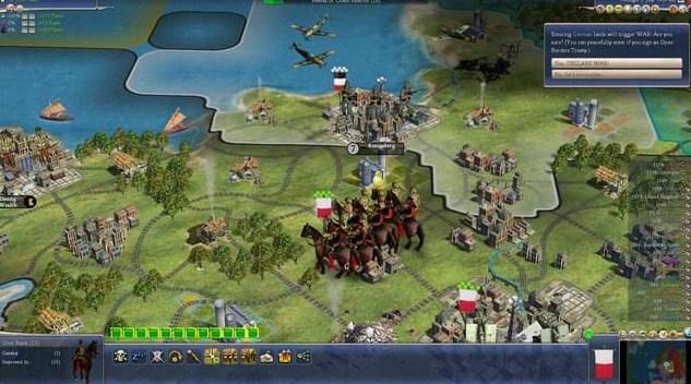 Game Sid Meier's Civillization IV