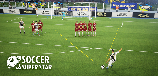 Game Soccer Super Star