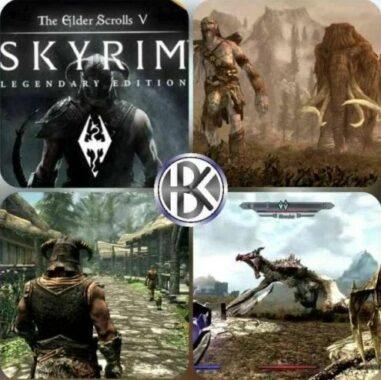 Game The Elder's Scroll V Skyrim