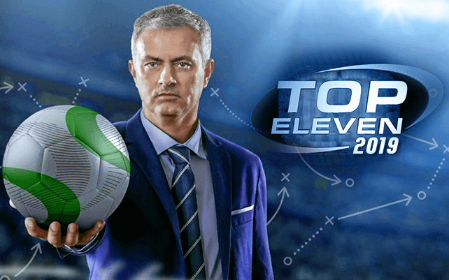 Game Top Eleven 2019