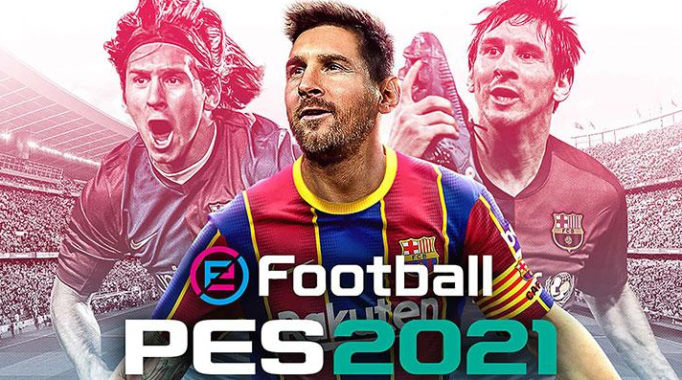 Game eFootball PES 2021 Mobile
