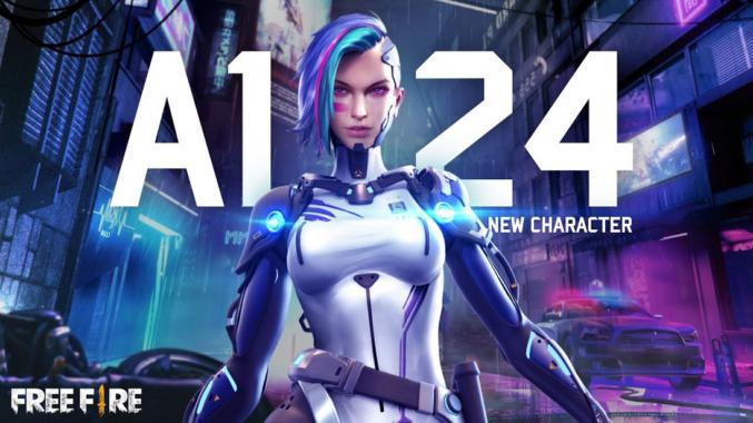 Karakter A124