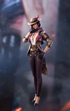 Karakter Detektif Clu