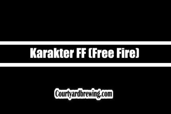 Karakter FF (Free Fire)