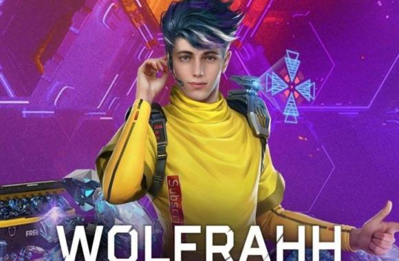 Karakter Wolfrahh