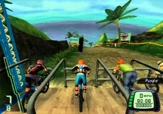 Kode Cheat Downhill PS2 PS2