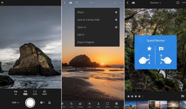 Memotong Gambar Lightroom Pro Mod Apk