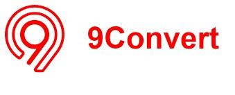 Menggunakan 9Convert